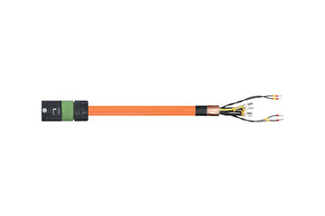 readycable® motor cable acc. to B&R standard i8BCMxxxx. 1034C-0, base cable PUR 10 x d